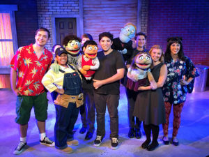 Palos Verdes High School Drama presents Avenue Q - pvhsdrama.com