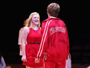 Palos Verdes High School Drama presents High School Musical - pvhsdrama.com