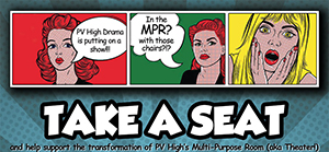 Donate to Take a Seat for Drama fundraiser - pvhsdrama.com
